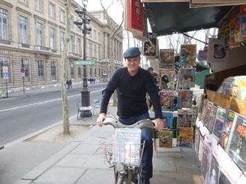 Paris on stephendrain.com